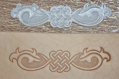 Leather Craft Belts Embossing Stamps. Set of Three Diferent Stamps.