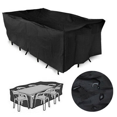 Patio Table/Chair Cover Garden Outdoor Furniture Winter Storage Protection NEW