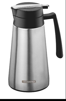 GENUINE Tramontina Thermo Jug 1.6 LTR Keeps Ho t& Cold Superfast Shipping!!