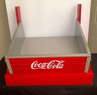 Coca-Cola cooler or Vendor ???  Unknown  -  Great looking - Maybe One of a Kind