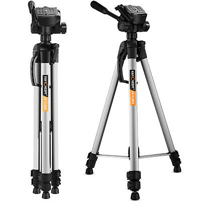 Professional Digital Tripod Stand for DSLR Camera Camcorder for Canon Nikon Sony