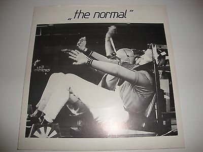 "THE NORMAL T.V.O.D. / Warm Leatherette 7"" Vinyl Single MUTE 001 Rare 45 1st"
