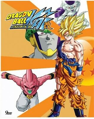 Japanese Anime DVD DRAGON BALL KAI VOL.1-98 (BOX 1) Complete ENGLISH DUBBED New