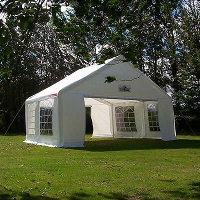 6m x 4m Gala Tent Marquee Original (PE) Commercial Quality -  (NOT a Party Tent)