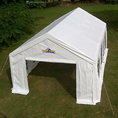 4m x 8m Gala Tent Marquee Original (PE) Commercial Quality -  (NOT a Party Tent)