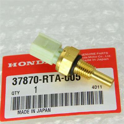 37870-RTA-005 AUTO ENGINE Coolant Temperature Sensor Fit For Acura Honda  Accord