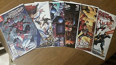 Amazing Spider-Man, Renew Your Vows, Brawl in the Family, 1,2,3,4,5,6, Marvel