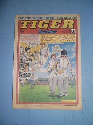 Tiger issue dated June 24 1978