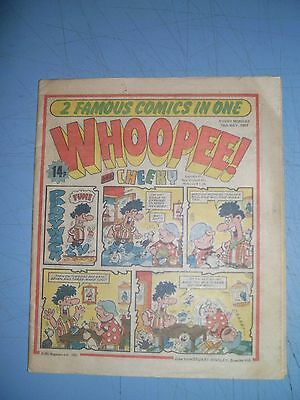 Whoopee issue dated May 16 1981