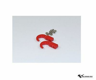 Absima Hooks with Screws for Crawler 1:10 (2) 2320048