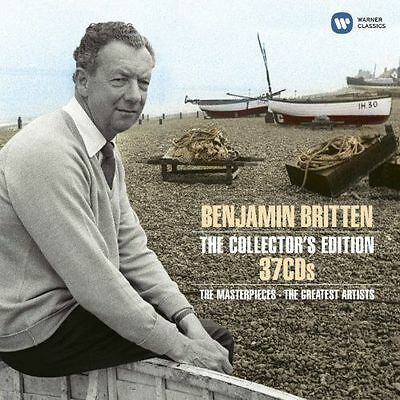 NEW Britten - The Collector's Edition (37 CDs) (Audio CD)