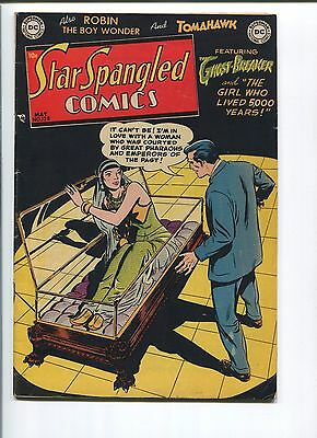 Star Spangled #128   Strict 6.0+ Fine   1950's Dc's!!   Tough Era!!