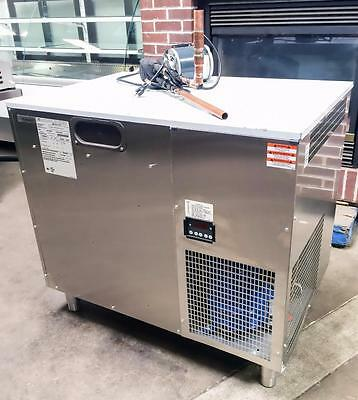 New Manitowoc Multiplex Sc200A Air Cooled 200Lb. Water Chiller With Extra Pump!