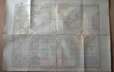 Pilot Chart of the Indian Ocean September 15 1920 No. 2603 Hydrographic Office