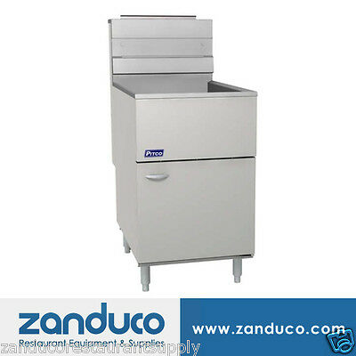 Pitco 65C+ Tube Fired Gas Fryer