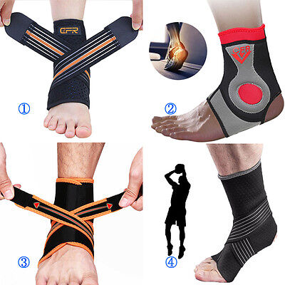 UK MEDICAL Plantar Fasciitis Foot Pain Ankle Support Brace Arch Straps Relief AM