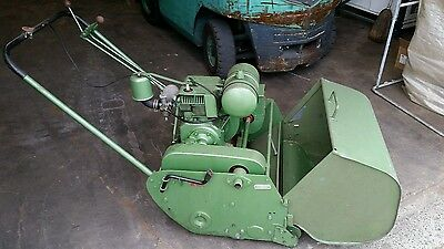 Scott Bonnar self propelled mower-Refurbished 1950's
