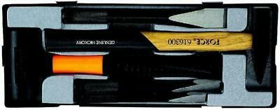 Force 5 Piece Hammer & Chisel Set Hand Tools