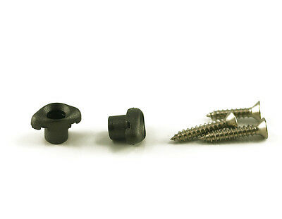 NEW Black Tusq XL String Tree Retainer Guides (2pc)