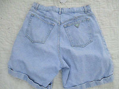 Mens VTG 80s Guess Georges Marciano Shorts 34