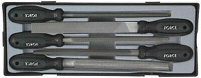 5 Piece Force File Set Hand Tools