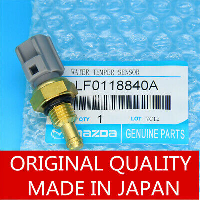 car engine coolant water temperature sensor fit mazda 3, 5, 6, cx-
