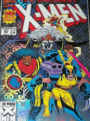 The Uncanny X-Men #300 (May 1993, Marvel) Issues 283 - 325 Annual 15 16 17 18