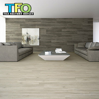 Only $25/m2! Maryland Haya Timber Look Spanish Porcelain Tile 200x1140mm (#1479)