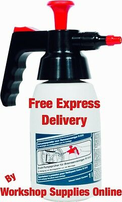 Pump Spray Bottle,Wurth,1lt,Brake Cleaner, Solvents,Degreaser,Tyre Shine Wheels