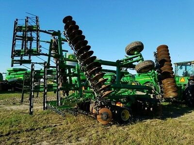 2011 John Deere 637 Parts & Attachments