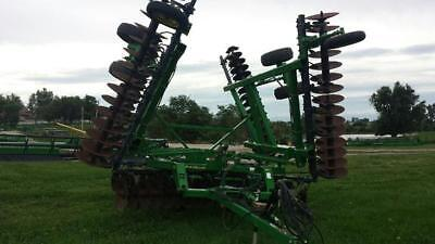 2012 John Deere 637 Parts & Attachments