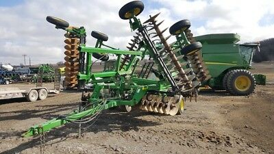 2007 John Deere 637 Parts & Attachments