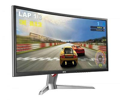 "BenQ XR3501 35"" LED Curved Ultra Wide Gaming Monitor 144Hz 2560x1080"