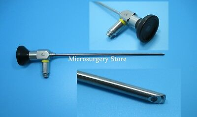 Endoscope Φ 4 x 175 mm 70 degree Sinuscope/Sinoscope STORZ WOLF ACMI Compatible