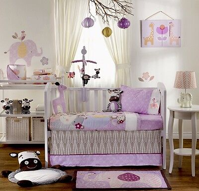 Lollie Living Surina Cot Bed Skirt. Brand New.