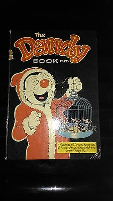 The Dandy Book 1978,Vintage Annual