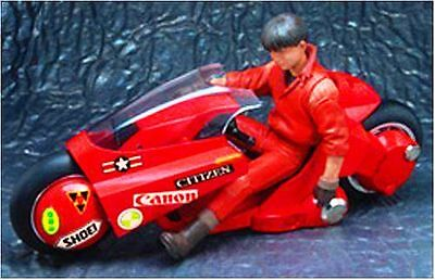 Px-03 Akira Kaneda Bike Motorcycle Figure,excellent Condition.