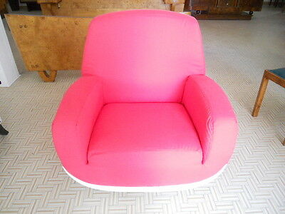 Original Domodinamica Swing Armchair Italian Design By Denis Santachiara