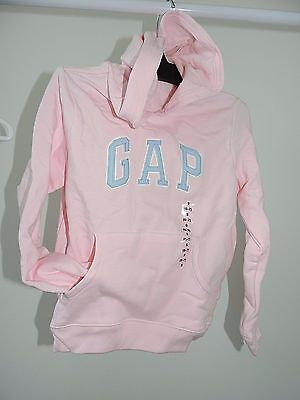 Girls Size Small (6-7) * GAP KIDS * Pink Hoodie NWT  T-6