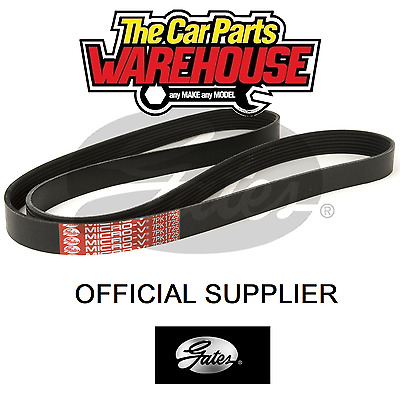 Genuine Gates Auxiliary Belt / Fan / Drive / Multi Rib 3PK848