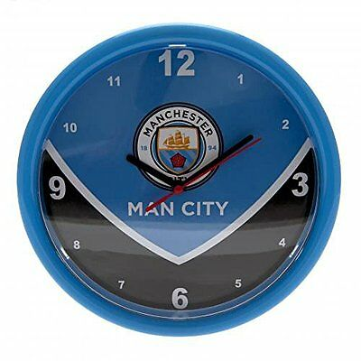 Official Manchester City FC Wall Clock