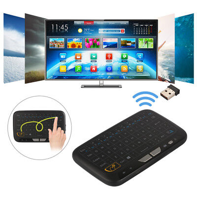 New 2.4GHz Mini Wireless Touchpad Keyboard Mouse for Android Smart TV Box AC819