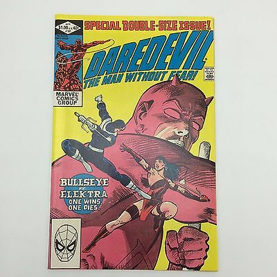 Daredevil 181 NM Marvel Death of Elektra 1982 Frank Miller