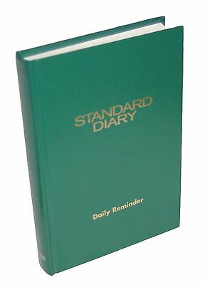 At A Glance Standard Diary 8.5 x 5.5 Hard Cover Daily Journal Any Year 2017 2018