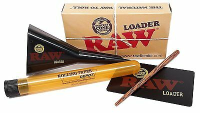 RAW Loader - RAW Cone Filler