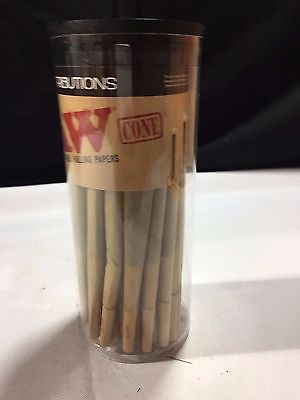 RAW Classic King Size Pre-Rolled Cones With Filter (+45 Pack) RC