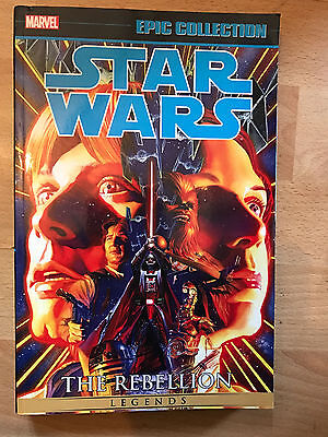 Star Wars Legends Epic Collection Rebellion V1 paperback tpb graphic novel