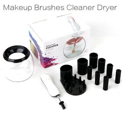 Automatic Makeup Brushes Cleaner Dryer Make Up Washing Machine Cosmetic Tools