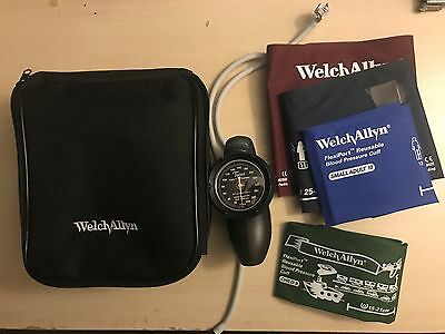 Welch Allyn DS58 Aneroid Sphygmomanometer Blood Pressure