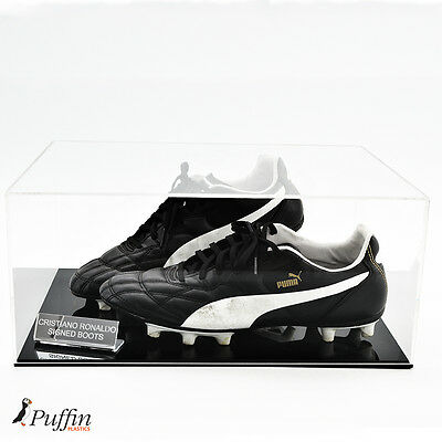 Football Boot Display Case (Double)